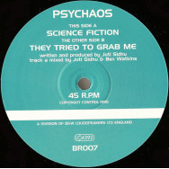Psychaos – Science Fiction / They Tried To Grab Me