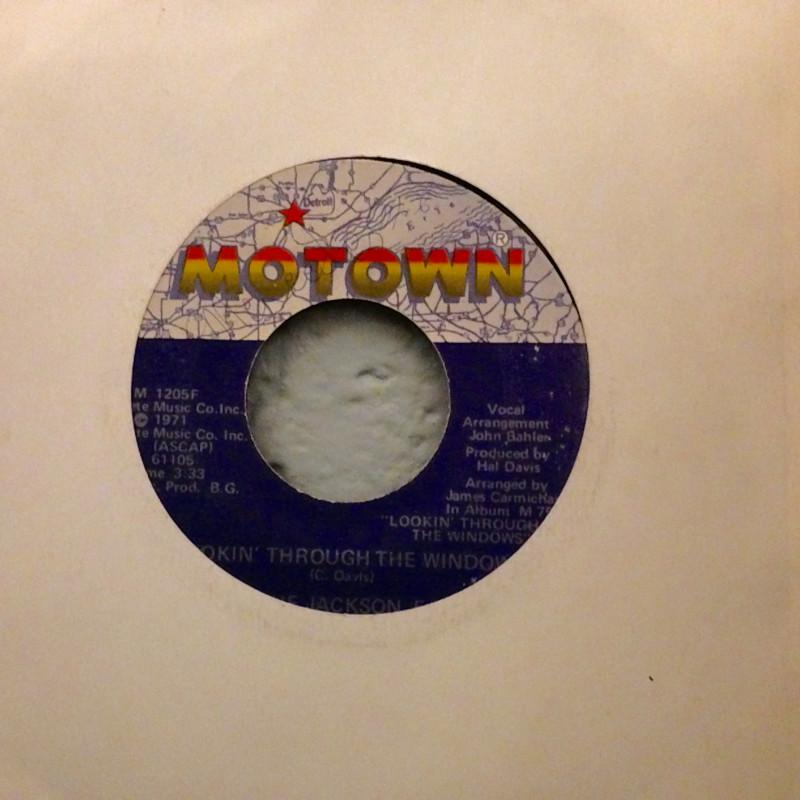 Jackson 5, The - Love song / Lookin through the windows