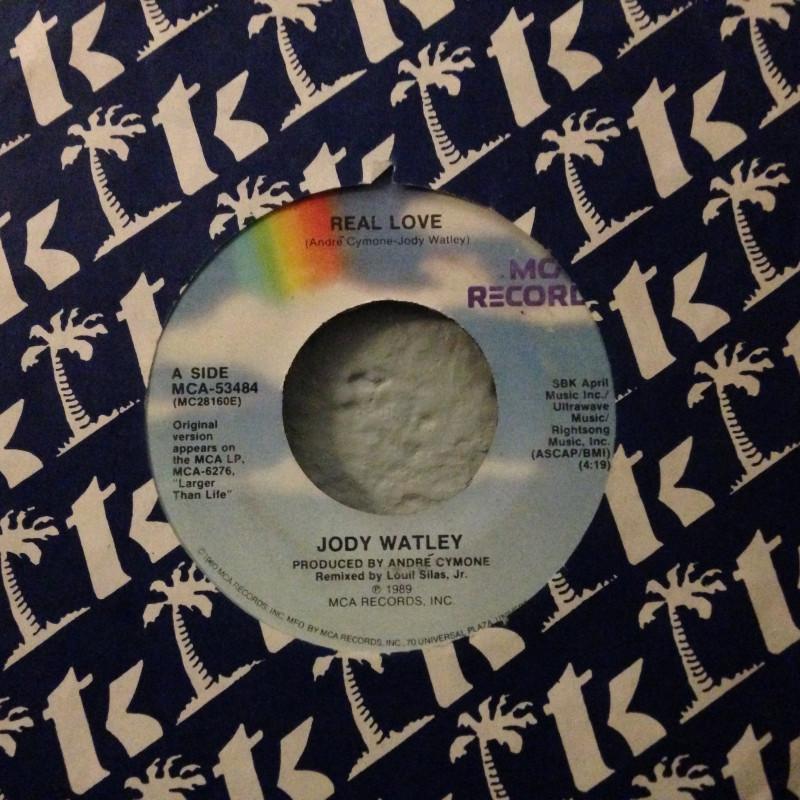 Jody Watley - Real Love