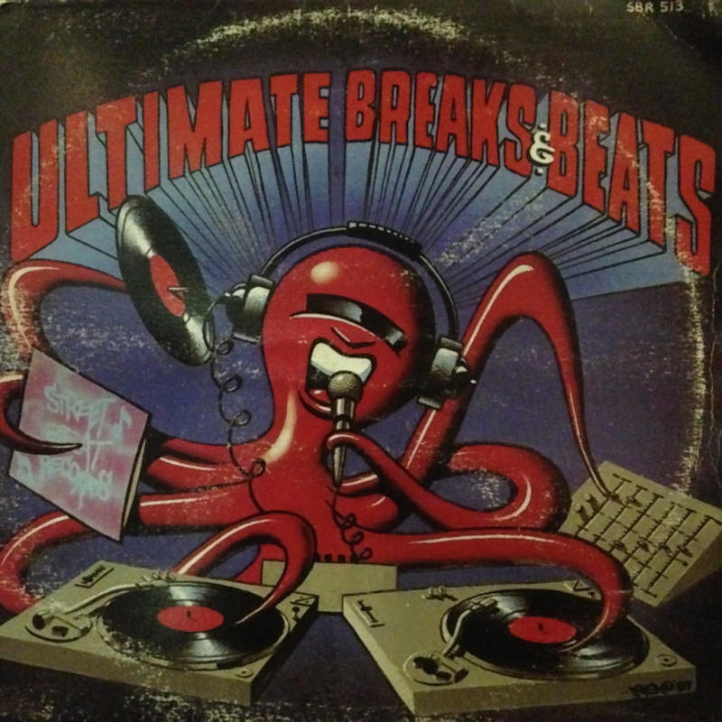 Various Artists - Ultimated breaks & beats