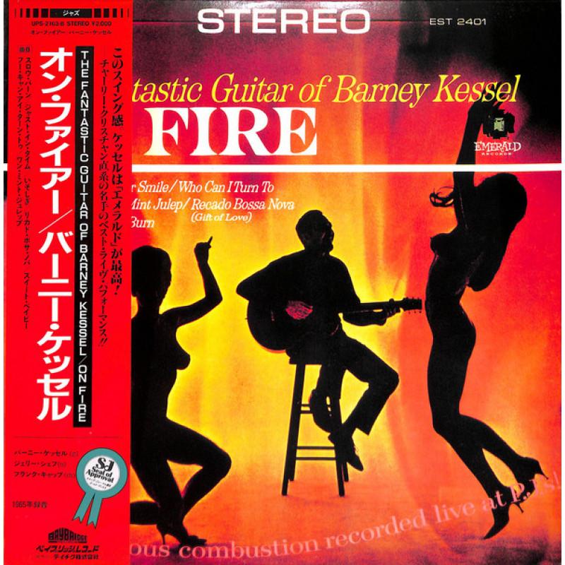Barney Kessel – On Fire
