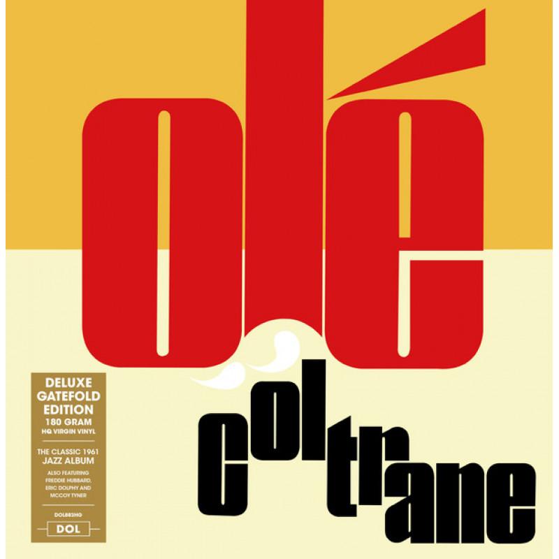 John Coltrane – Olé Coltrane