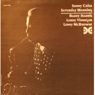Sonny Criss - Saturday Morning