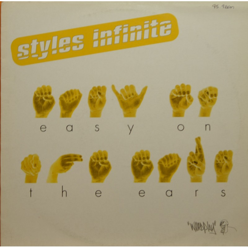 Styles Infinite - Easy On The Ears / Finishline
