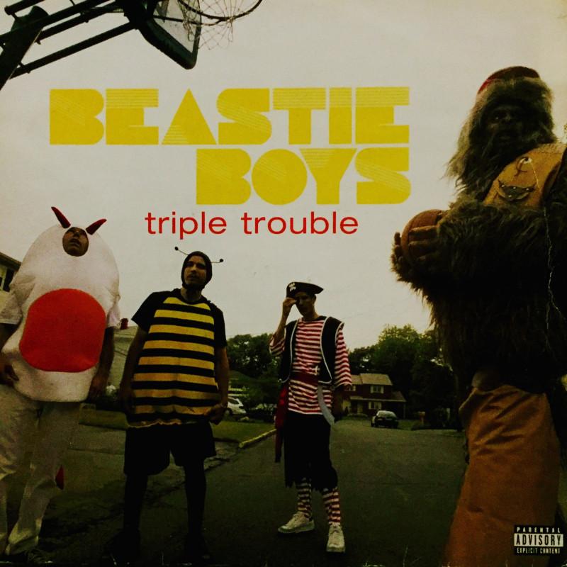 Beastie Boys - Triple trouble