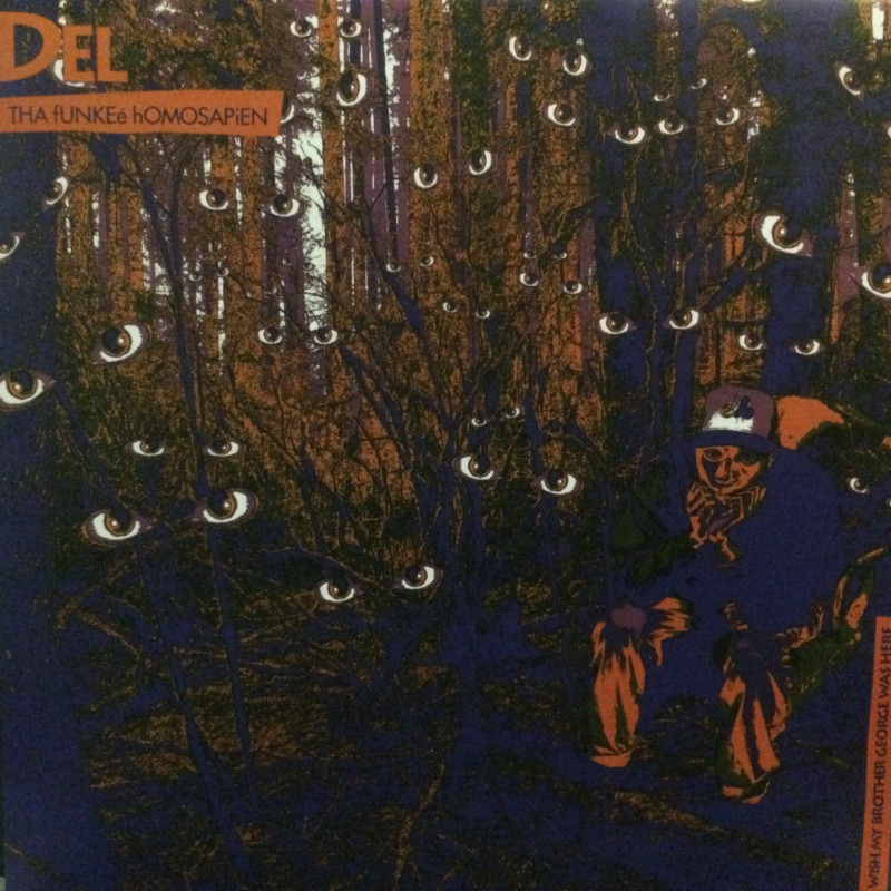 Del Tha Funkee Homosapien - I wish my brother George was here
