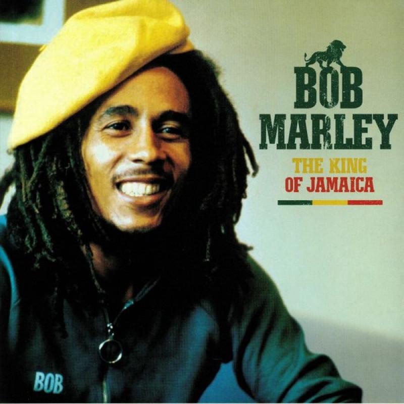 Bob Marley – The King Of Jamaica