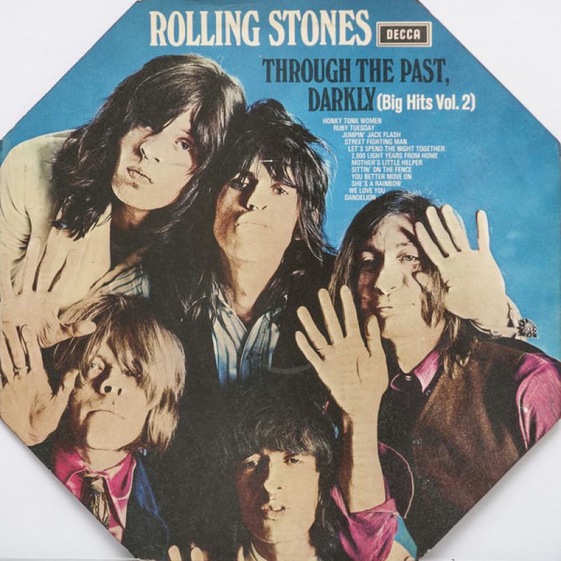 Rolling Stones – Through The Past, Darkly (Big Hits Vol. 2)