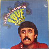 Lee Hazlewood ‎– Love And Other Crimes